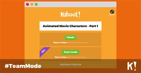 """Kahoot! on Twitter: """"Playing Kahoot! in #TeamMode today"""