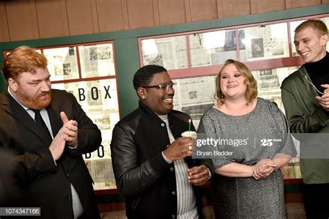 Happy Anderson, Lil Rel Howery, Danielle Macdonald, and