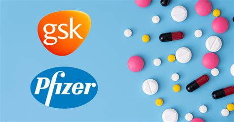 Pfizer and Glaxo Are Teaming Up to Create a Massive New