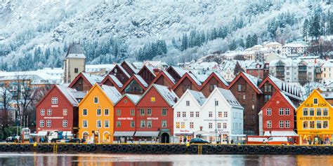 Why Everyone's Boasting About Bergen Norway | HuffPost