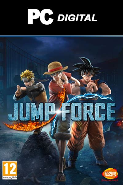 Cheapest Jump Force for PC Codes in USA