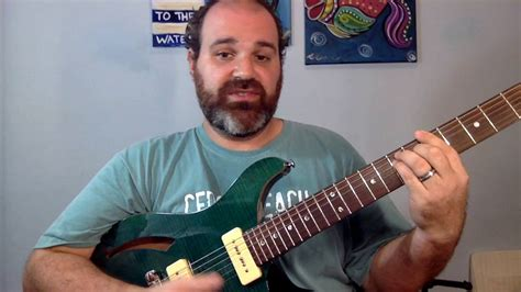 Fire On the Mountain Guitar Solo Simple Method - YouTube