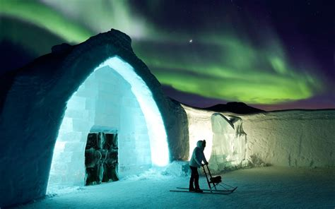 ICEHOTEL, Sweden: inside the 2019 ice hotel in Swedish