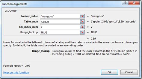 How to Use VLOOKUP Function in Excel 2013 | Tutorials Tree