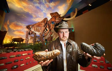 Fossilised poop collector enters Guinness World Records