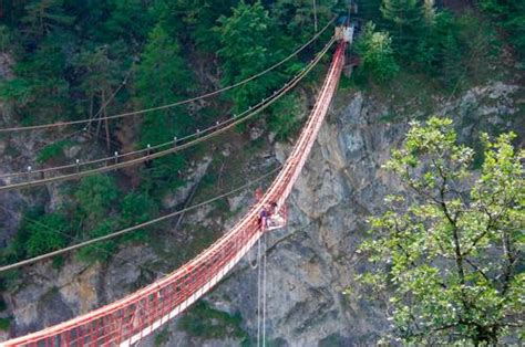 20 Amazing Places to Bungee Jump | Inspirational Quotes