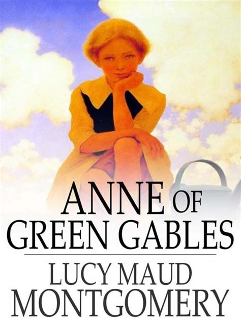 Anne of Green Gables | Vintage book covers | Pinterest