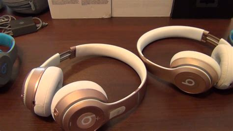 ebay purchase beats by dr dre solo 2 wireless fakes vs