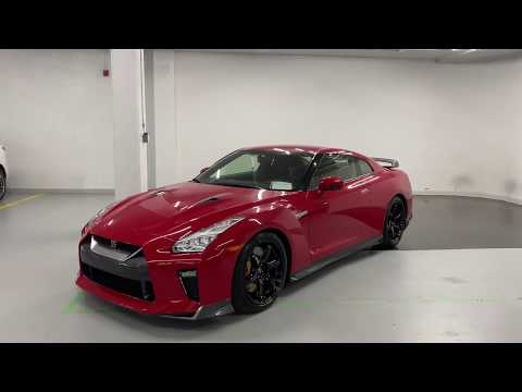 2018 Nissan GT-R Adds Less Expensive Pure Trim Level
