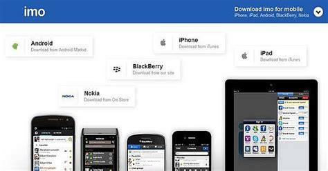 Get IMO Messenger and Enjoy its Variety of Features
