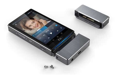 Fiio X7 review: A high-end portable music player for high
