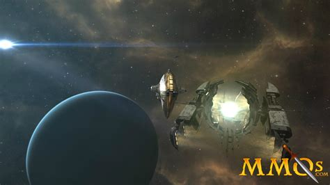 EVE Online Game Review - MMOs