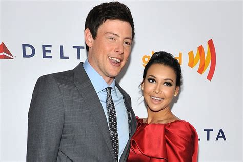 Cory Monteith's Mother Ann Pays Tribute to Naya Rivera