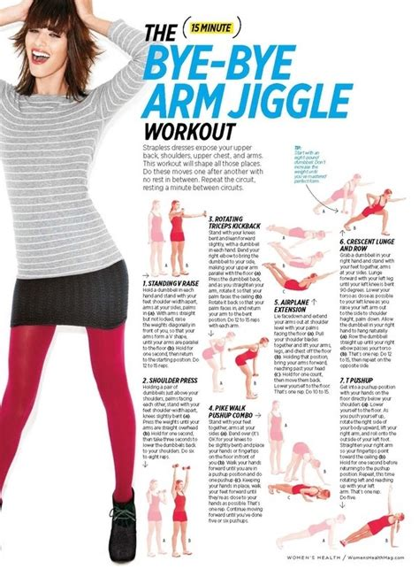 Arm toning workout   Mommy Hoff Workouts   Pinterest