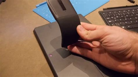Microsoft ARC Touch Mouse Surface Edition im Hands On