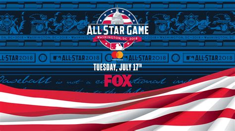 Baseball's Best Converge on Nation's Capital for 89th MLB