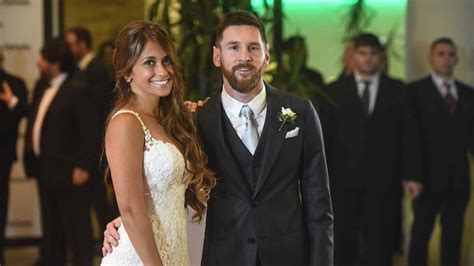 Messi's Wife Is Reportedly Pregnant