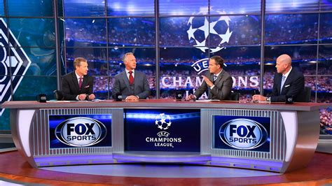 FOX Sports Teams with Facebook for 2017-18 UEFA Champions
