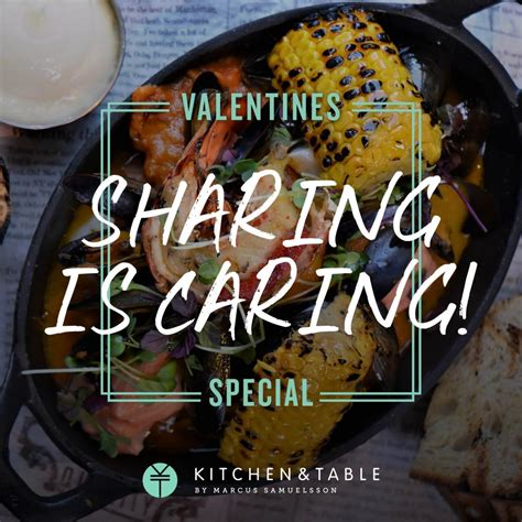 Valentine's Day at Kitchen & Table Visby - Kitchen & table