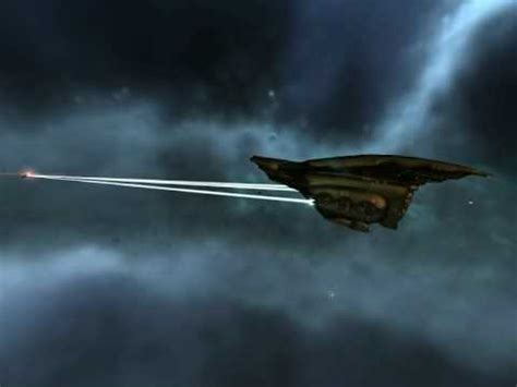 EVE Online: Amarr Dreadnought; The Revelation - YouTube