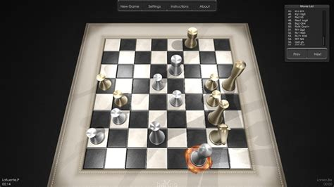 'Chess HD' Game for Windows 8 Lets you Play in 3D and