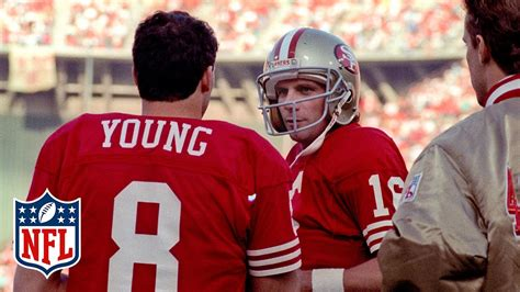 Steve Young Reflects on Relationship & QB Controversy with