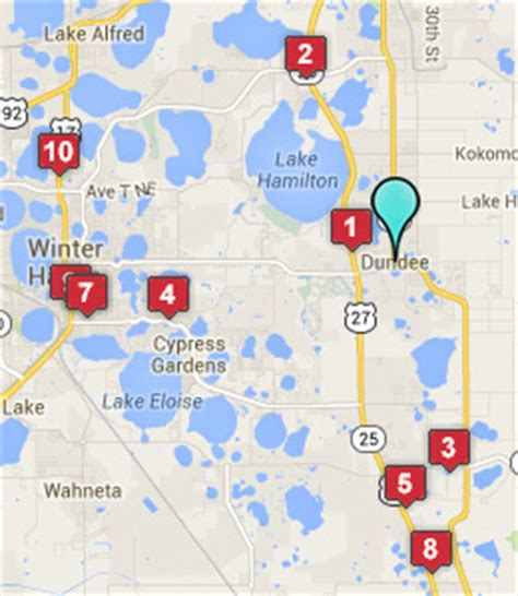Dundee, FL Hotels & Motels - See All Discounts