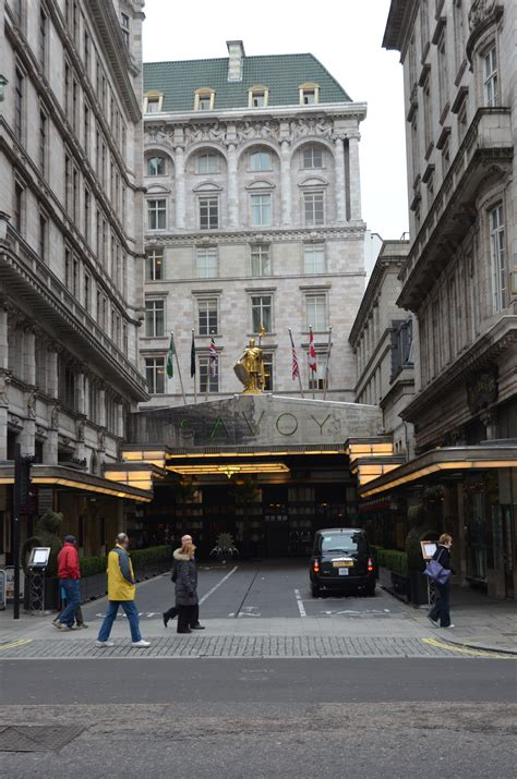 Hotel Review: The Savoy Hotel London – Travel By Katie LLC