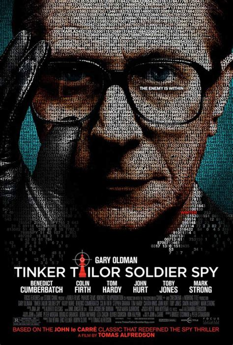 [Review] Tinker, Tailor, Soldier, Spy