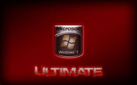 3 Windows 7 Ultimate HD Wallpapers | Background Images