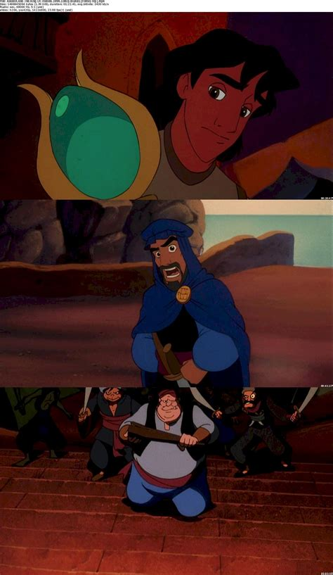 Aladdin and the King of Thieves (1996) 720p & 1080p Bluray