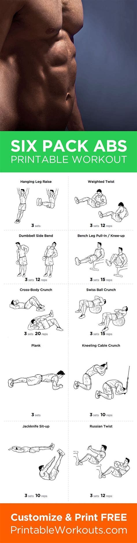 Pin auf Chest workouts