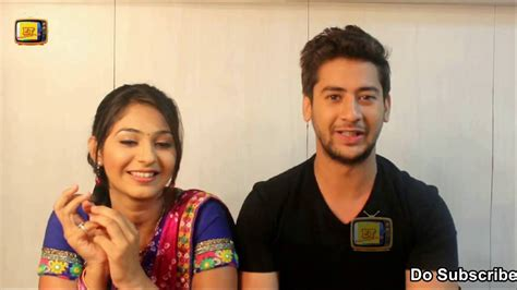 Exclusive : Quick Chit Chat With Vidhi Pandya & Paras