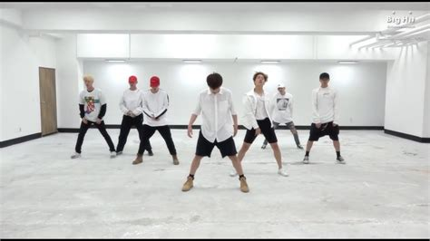 BTS FIRE DANCE PRACTICE (FIRST TIME) - YouTube