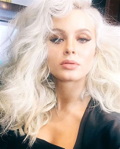 HOT! Zara Larsson Nude Leaked Pics — Too Many Private Lush