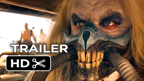 Mad Max: Fury Road Official Comic-Con Trailer (2015) - Tom