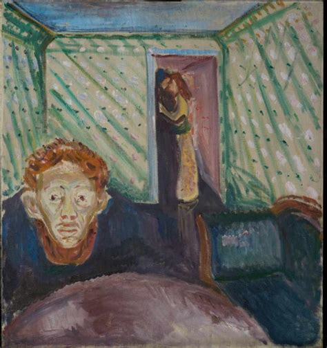 11 Chilling Masterpieces By Edvard Munch