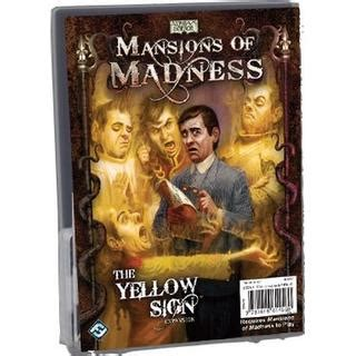 Fantasy Flight Games Mansions of Madness: The Yellow Sign