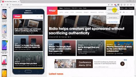 BLISK – A Web Browser Specially for Web Developers