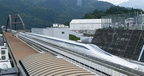 Maglev challenge both technical, financial | The Japan Times