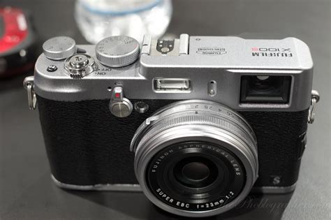 First Impressions: Fujifilm X100s - The Phoblographer