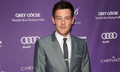 Cory Monteith's mother Ann McGregor speaks about her son's